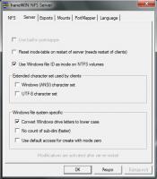 NFS between IRIX and Windows